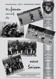 Unsere Jugend - FC Hertha München eV