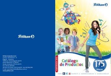 CATALOGO 2013_ON LINE - Pelikan
