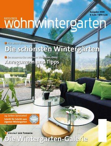 Tipp - Bundesverband Wintergarten e.v.
