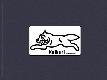 Kulkuri-matkalaskuri (pdf) - Peloton