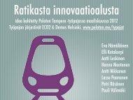 innovaatioalusta - Peloton