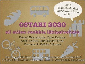 Ostari 2020 - Peloton