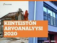 Kiinteistön arvoanalyysi 2020 (pdf) - Peloton