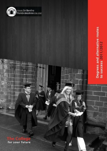 Download PDF - Pembrokeshire College