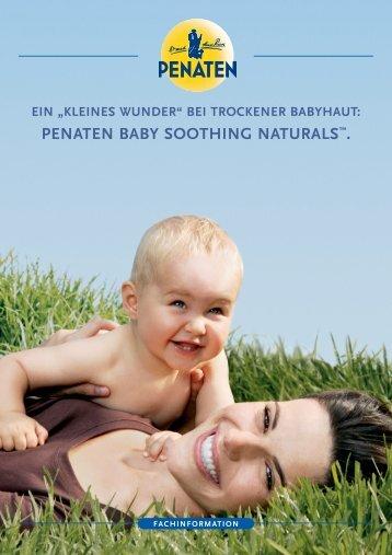 PENATEN BABY SOOTHING NATURALS™.