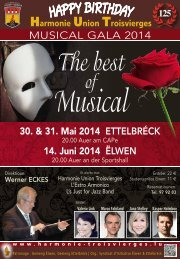 Musical Gala 2014