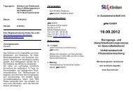 GmbH 19.09.2012 Reinigungs - DGSV