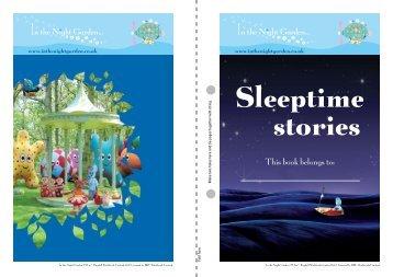 Sleeptime stories - Penguin Books Australia