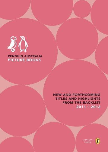 PAMELA ALLEN - Penguin Books Australia