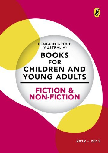 books for children-fiction books rights listing - Penguin Books Australia