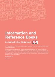 Information and Reference Books - Penguin Books Australia