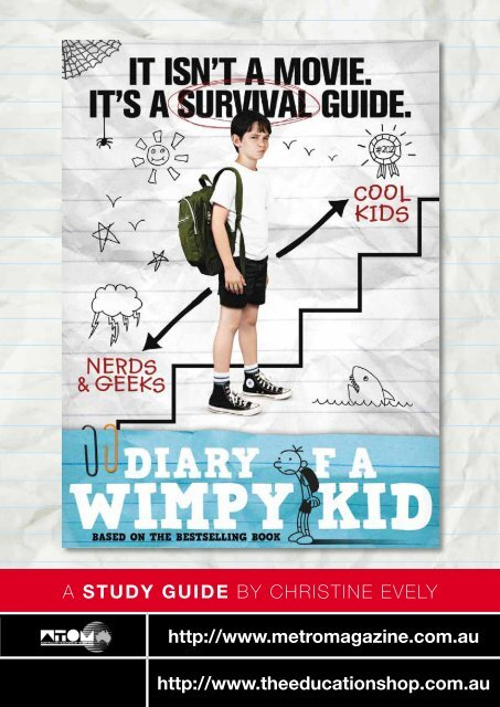 Diary Of A Wimpy Kid Puffin Books Australia