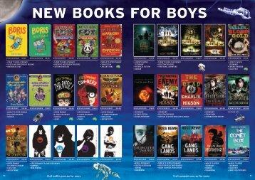 Books for Boys & Girls - Penguin Books Australia