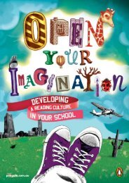 Open Your Imagination - Penguin Books Australia