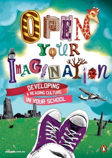 Open Your Imagination - Penguin Books Australia