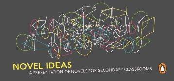 NOVEL IDEAS - Penguin Books Australia
