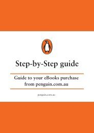 Step-by-Step guide - Penguin Books Australia