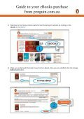 Step-by-Step guide - Penguin Books Australia - Page 2