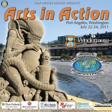 Peninsula Daily News July 2011 1 Arts in Action
