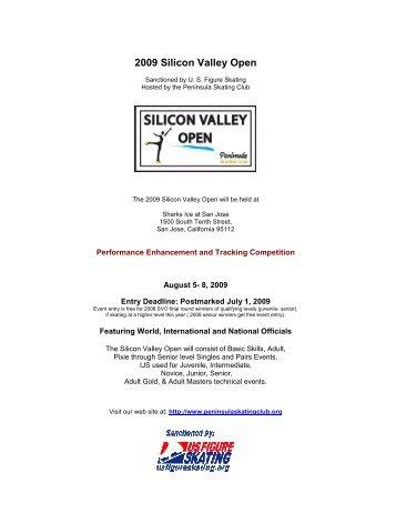 2009 Silicon Valley Open - Peninsula Skating Club