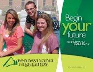 at Pennsylvania HigHlands - Pennsylvania Highlands Community ...