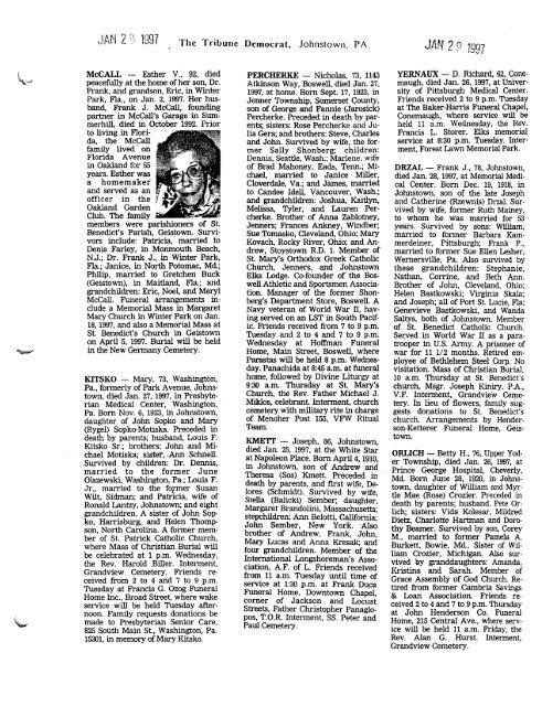 FEB 7 1997 Tllc Tribune D