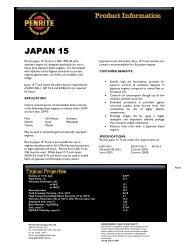 Japan 15 - Penrite