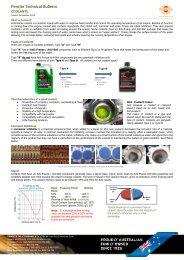 Technical Bulletin Coolants December 2012.pdf - Penrite