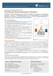 PentaDesign Basisausbildung (PDF)