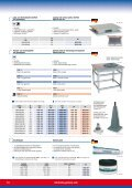 Surface plates Straightening plates Concentricity testers Headstocks ... - Seite 6