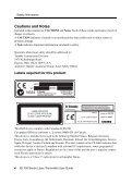 GL700 Series Laser Transmitter - Page 7