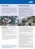 Bandsaw blades for wide bandsaws - Page 5
