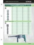 Catalog HITACHI accesorii - SC Pentagon SRL - Page 5