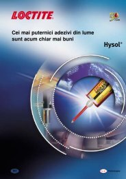 Adezivi epoxidici - SC Pentagon SRL