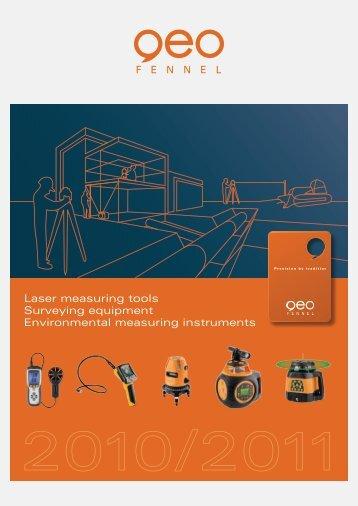 Laser measuring tools Surveying equipment Environmental ...