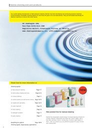 Kärcher cleaning and care products SC Pentagon SRL Tel/fax:0236 ...