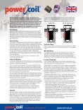 powercoil.com.au wire thread insert system - Page 7