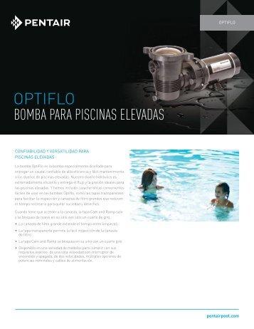 OptiFlo (en español) - Pentair
