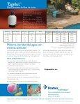 Tagelus™ - Pentair - Page 2