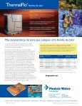 ThermalFlo™ - Pentair - Page 2