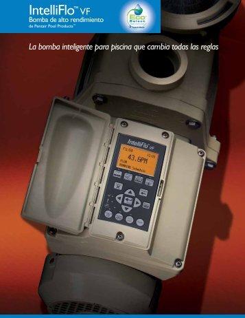 IntelliFlo VF (en español) - Pentair