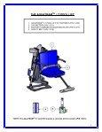 AQUATRAM LT POOL LIFT USER MANUAL WARNING - Pentair - Page 4