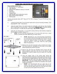 AQUATRAM LT POOL LIFT USER MANUAL WARNING - Pentair - Page 6