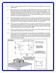 AQUATRAM LT POOL LIFT USER MANUAL WARNING - Pentair - Page 7