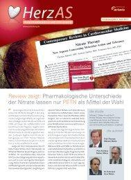Review zeigt: Pharmakologische Unterschiede der Nitrate lassen ...