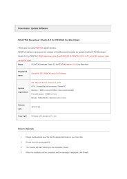 Downloads: Update Software SILKYPIX Developer Studio ... - Pentax