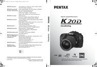 K20D - Pentax