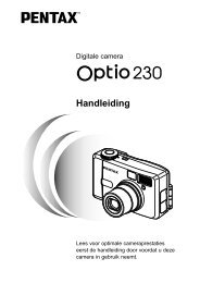 Optio 230 - Pentax