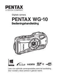 WG-10 - Pentax