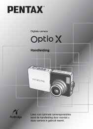 Optio X - Pentax